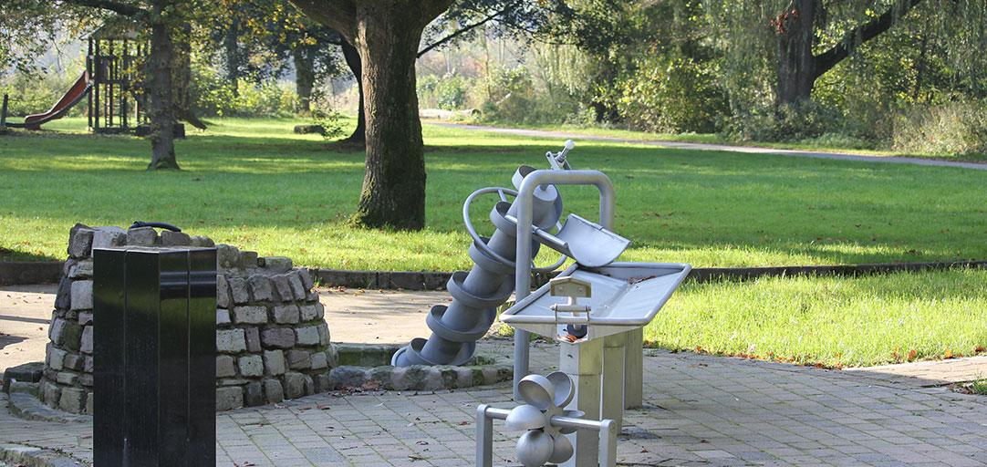 QuellGARTEN Lichtenau – Wasserspielplatz
